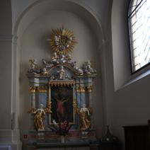 Zdj. nr 25;Ołtarz Św. Andrzeja