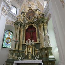 Zdj. nr 30;Ołtarz główny