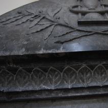 Zdj. nr 36;Epitafium Karola Khittla detal
