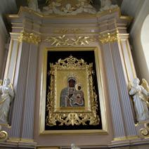 Zdj. nr 39;Kaplica Matki Boskiej Częstochowskiej