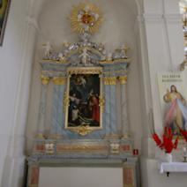 Zdj. nr 41;Ołtarz boczny Św. Stanisława Biskupa