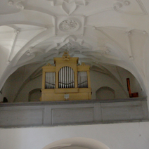 Zdj. nr 14;Widok na organy