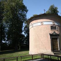 Zdj. nr 6;Kaplica Grobowa Weyssenhoffów w Kamionce k/Lubartowa
