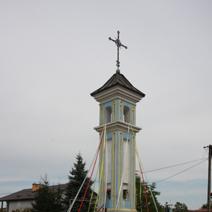 Zdj. nr 133;Kapliczka w Osinach