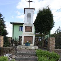 Zdj. nr 94;Kapliczka w Piotrawicach