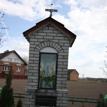 Zdj. nr 93;Kapliczka w Piotrawicach