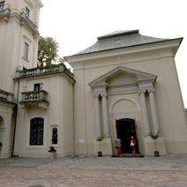 Zdj. nr 21;Kaplica Zamoyskich