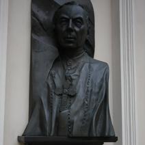 Zdj. nr 22;Popiersie ks. Stefana Wyszyńskiego