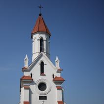Zdj. nr 25;Kaplica grobowa Zamoyskich w Kamionce