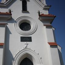Zdj. nr 26;Kaplica grobowa Zamojskich w Kamionce