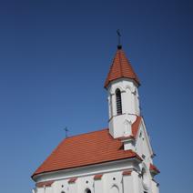 Zdj. nr 27;Kaplica grobowa Zamojskich w Kamionce