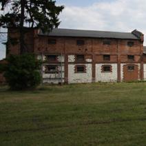Zdj. nr 10;Budynek gospodarczy