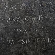 Zdj. nr 69;Pomnik Franciszka Dionizego w Końskowoli