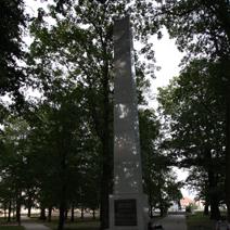 Zdj. nr 83;Pomnik Tadeusza Kościuszki w Janowie Lubelskim