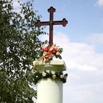 Zdj. nr 97;Krzyż w Rąblowie