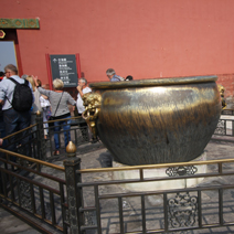 Zdj. nr 106;Misa - kocioł w Pekinie