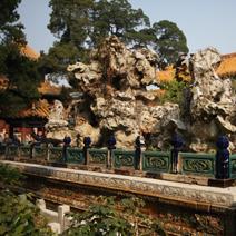 Zdj. nr 107;Kamienie - Pekin
