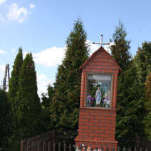Zdj. nr 125;Kapliczka w Rykach