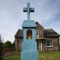 Zdj. nr 99;Krzyż w Słowikach