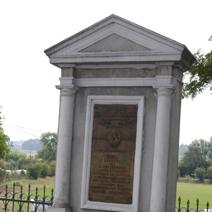 Zdj. nr 86;Pomnik poświęcony ks. Stanisławowi Staszicowi w Hrubieszowie