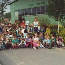Przedszkolaki z Puław