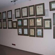Nagrody i dyplomy