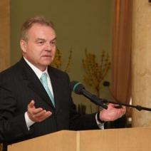 Prezydent Konfederacji Pracodawców Polskich - Andrzej Malinowski