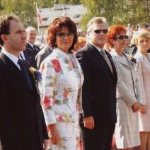Zdj. nr 1Dożynki Prezydenckie w Spale