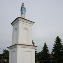 Zdj. nr 151;Figura w Wysokim Kole