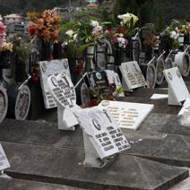 Zdj. nr 18;Cmentarz na Maderze