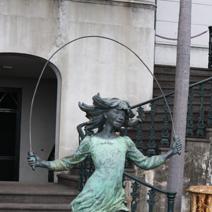 Zdj. nr 91;Rzeźba - Madera