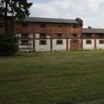 Zdj. nr 11;Szczekarków - Budynki Gospodarcze Kleniewskich