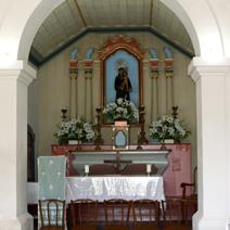 Zdj. nr 184;Kapliczka w Brazylii