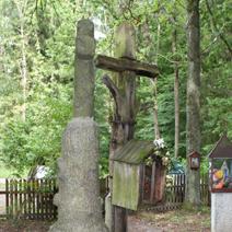 Zdj. nr 29;Kapliczki nad Rospudą